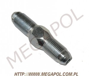 AKCESORIA - Nyple - Nypel M10x1mm/10x1mm do CNG