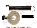 Zestaw naprawczy cięgna gazu przepustnicy Impco Cobra