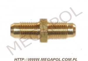 AKCESORIA - Nyple - Nypel M10x1/M10x1mm/38mm